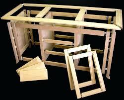 Build Your Own Kitchen Cabinet Doors Build Kitchen Cabinet Doors Diy Snaphaven