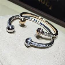 white gold rose bracelet images Luxury jewe factory bracelet gold diamond 18k gold white gold jpg