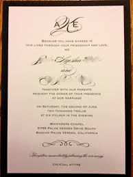 Sample Of Wedding Invitation Cards Wording Personal Wedding Invitations Card Decorating Of Party