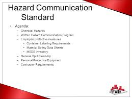 Osha Chair Requirements 29 Cfr What Osha Wants You To Know Ppt Download