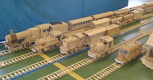 Build Wood Toy Train by Wooden Toy Makers U2014ricardo Heijmans