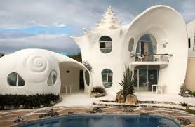 house building designs most amazing and building designs sea shell house