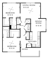 4 Bedroom Duplex Floor Plans 100 Small Apartments Floor Plans Download Small 1 Bedroom