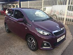 second hand peugeot 108 for sale purple peugeot 108 used cars for sale in liverpool on auto trader uk