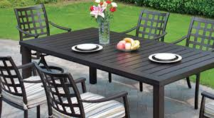 Aluminum Patio Tables Why Should One Go For Aluminum Patio Furniture Goodworksfurniture