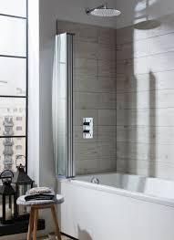Simpsons Bathroom Edge Foldaway Bath Screen In Edge Luxury Bathrooms Uk