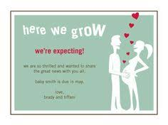 our announcement we re expecting a baby in november future