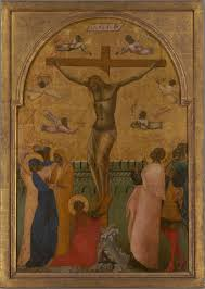 the crucifixion paolo veneziano ngv view work