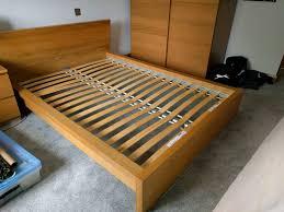 ikea malm double bed frame headboard broken in borehamwood