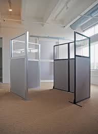 privacy room dividers versare u0027s hush panels and work station screens help create instant