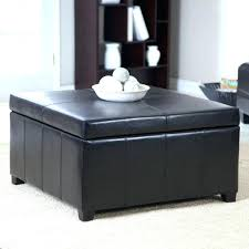 ora oval storage ottoman oval ottoman with storage medium size of square leather ottoman with