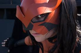 Tigress Halloween Costume Tigress Young Justice Invasion Ginger Liz Cosplay