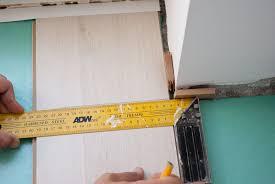 How To Install Locking Laminate Flooring How To Lay Laminate Flooring Around Doors Howtospecialist How