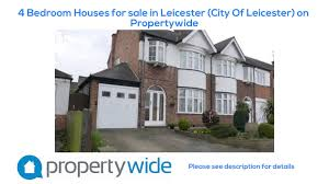 4 bedroom houses for sale in leicester city of leicester on