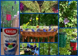 diy garden decor projects u2013 home design and decorating