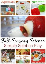 fall science activities and experiments perfect for young kids