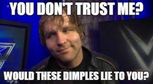 Dean Ambrose Memes - funny memes on the shield the shield wwe