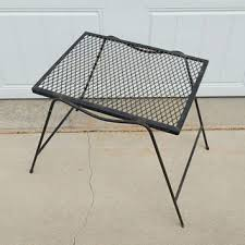 Wrought Iron Mesh Patio Furniture by Best Wrought Iron Table Products On Wanelo