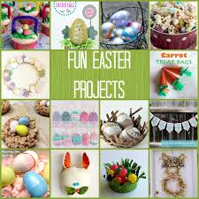 fun easter projects family fun journal