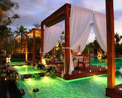 Exotic Beach Houses Photos The World U0027s Best Hotel Pools Private Garden Exotic And