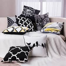 decorative sofa pillows throw pillows picture more detailed picture about black pillow