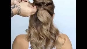 download tutorial rambut ke pesta sanggul modern 2016 youtube