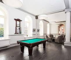 Pool Table Conference Table Conference Housing Student Living Georgetown University