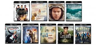 best buy now selling 4k blu ray discs in store a couple weeks