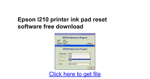 epson l800 resetter softwares here epson l210 printer ink pad reset software free download google docs