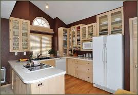 kitchen filing cabinets white wash wood floors maple cabinets