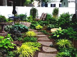 how to landscape a shady yard diy landscaping landscape design