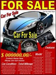 car for sale car for sale flyer template free formats excel word