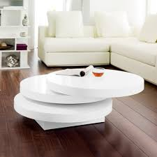 white gloss side table coffee table white gloss round coffee table table ideas uk