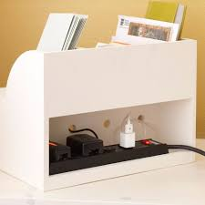 Post It Desk Organizer Charging Post And Mail Organizer Marvelous Charging Station Desk