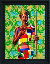 kehinde wiley 75 artworks bio u0026 shows on artsy