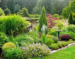 english mixed border cottage gardens mount hood gardens inc