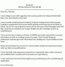 hotel cover letter examples call center trainer cover letter