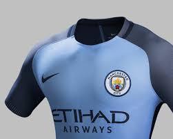 manchester city home kit 2016 17 nike news