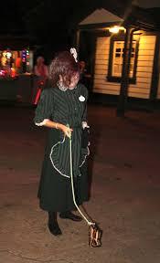 Haunted Mansion Costume Haunted Mansion Maid Walking Ghost Dog Ricky Brigante Flickr