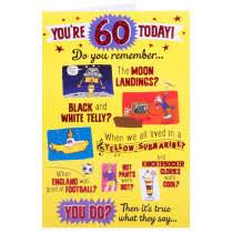 60 Birthday Cards 60th Milestone 30 100 Birthday Cards Cards Clintons