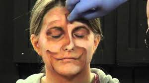 theatrical makeup school stage makeup contour