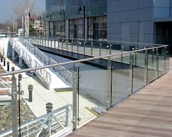 Handrail Systems Suppliers Crl Arch Stainless Steel Post Railing Glass Balustrades And