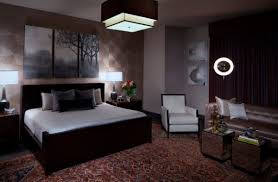 bedroom with brown wallpaper decorating room ideas general 60 stylish bachelor pad bedroom ideas