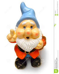 Garden Nome by Garden Gnome Stock Photos Image 3259243