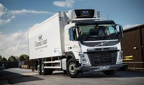 volvo truck bus first volvo trucks for more than ten years join clarence court