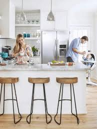 counter between kitchen and living room trends in dining rooms