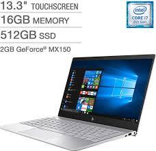 hp laptop fan noise costco members hp envy 13t laptop 13 4k touch i7 8550u 16gb