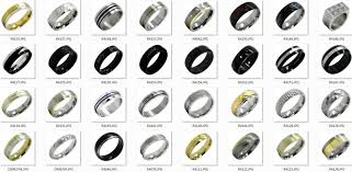 worry ring black stainless steel spinning worry ring for a measure