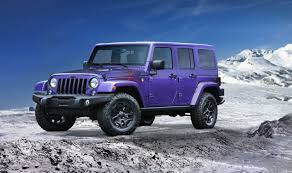 new jeep wrangler 2017 jeep introduces two new special edition models at the los angeles
