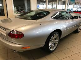 jaguar centre hull ltd used jaguar xk8 4 2 coupe silver 4 2 coupe york philip welch